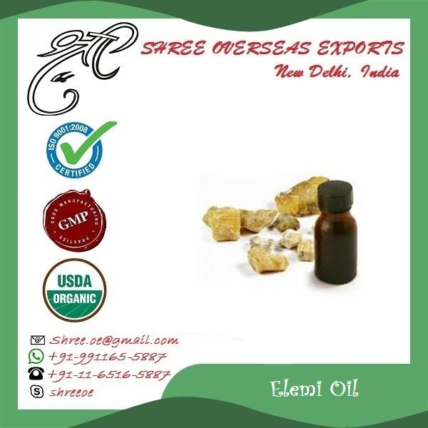 Organic Elemi Oil - USDA Organic