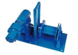 Wormgear Winches MC-L-Series and MC-H-Series - Hydraulic Wormgear Winch