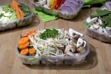Légumes - Wok asiatique