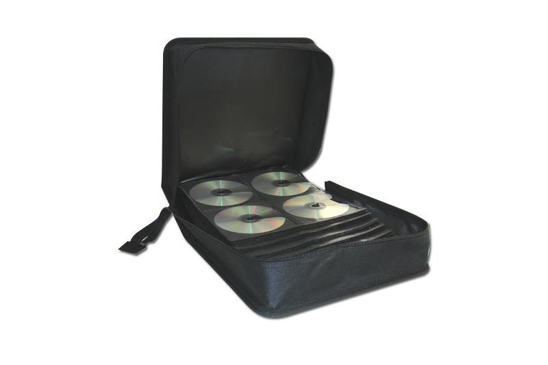 Zipperwallet / CD Tasche für 350 Discs - MPI - Zipperwallets