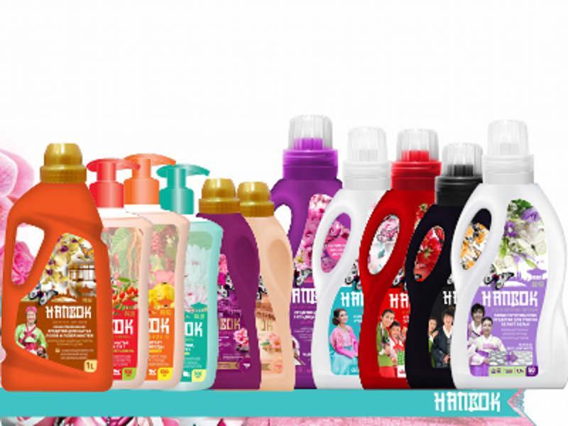 Hanbok Detergents -