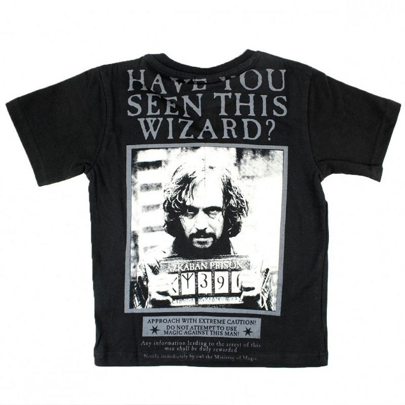 Wholesaler clothing kids licenced Harry Potter - T-shirt short sleeve