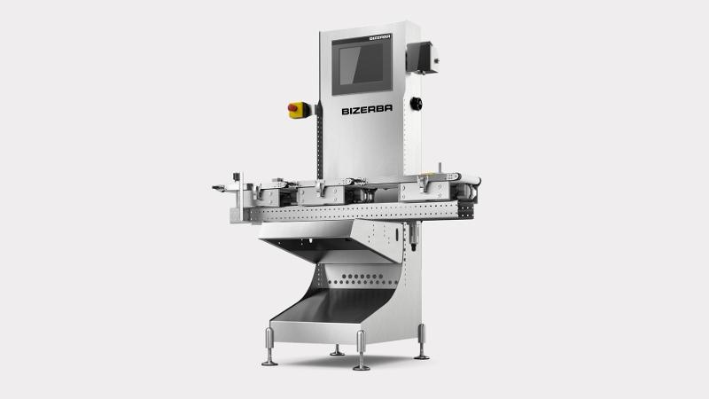 Checkweighing - Dynamic checkweigher CWDmaxx - dynamic checkweighers