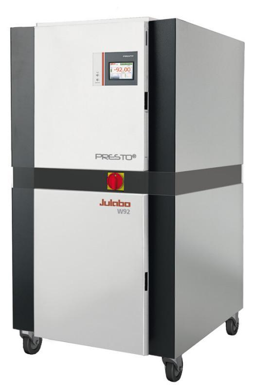 PRESTO W92tx-Sistemi di regolazione della temperatura PRESTO - Sistemi di regolazione della temperatura PRESTO