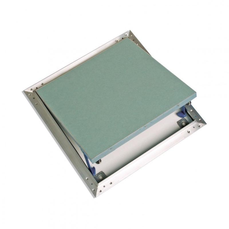 Cadre alu / plaque de plâtre hydro - TRAPPE ALU HYDRO