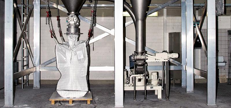Micronization / grinding Drug Mill - Drug Mill