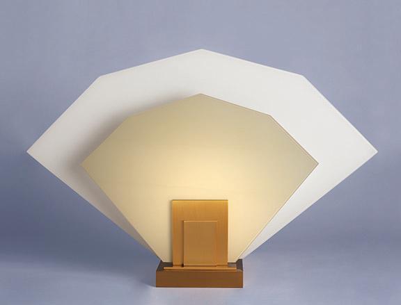 Lampe art déco - Modèle 160 FL