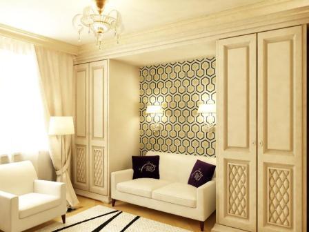 Дизайн интерьера - Ремонт под ключ в Москве