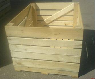 ящики, контейнеры - деревянные ящики, контейнеры