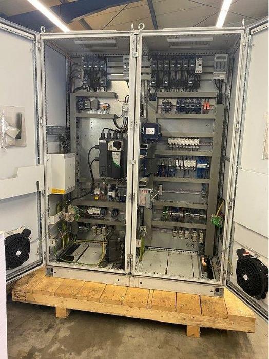 KBA-Baumüller Motor / Mentor RA 106 - Used Machine