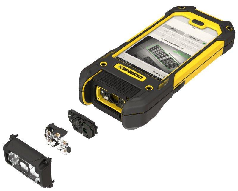 Mobile Datenerfassung MX-1502 - Bildbasiertes, industrietaugliches Lesen von 1D-/2D-Codes mit Ihrem Smartphone