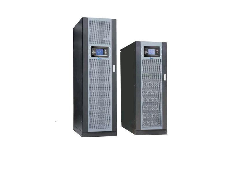 Onduleur modulaire avec modules de puissance de 10 et 20 kVA