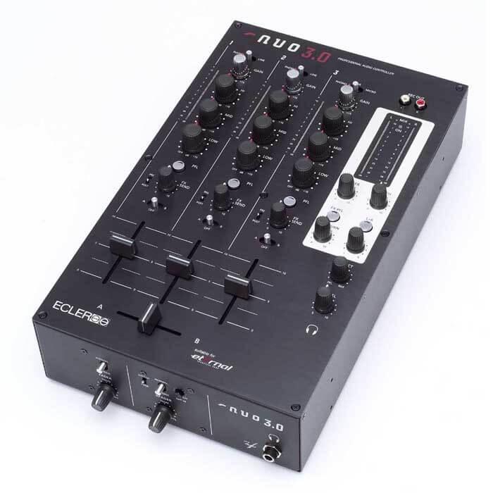 Mixer DJ Nuo 3.0 Ecler -