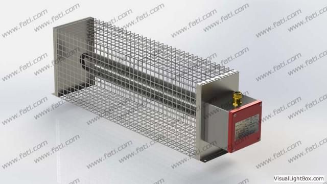 """""""Convector"""" static air heaters - null"""
