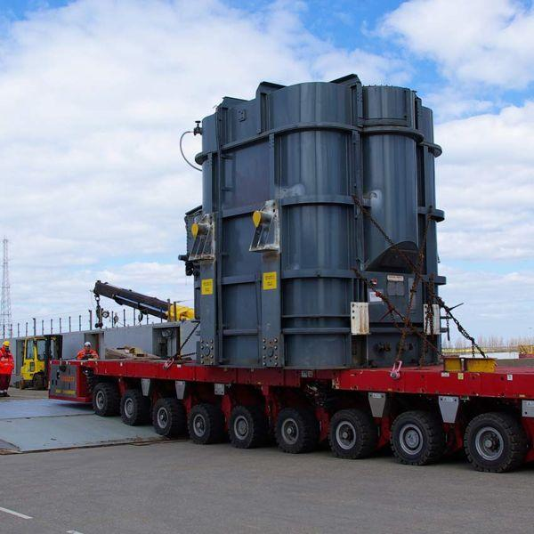 Heavy Transport - Abnormal Loads - Pilot Cars & Permits - General Haulage - Project Management