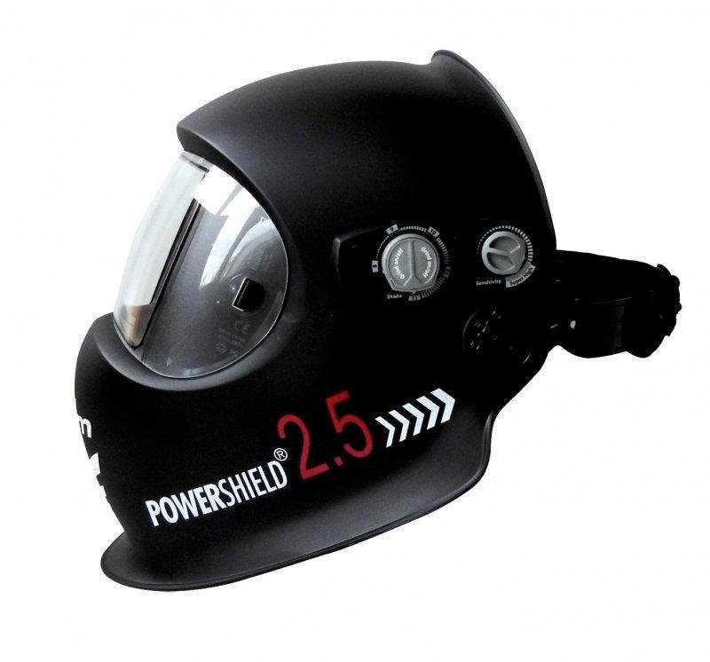 EWM Powershield 2.5 - Masque de soudage entièrement automatique pour le soudage MIG/MAG, TIG, MMA