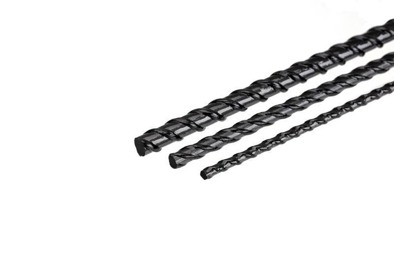 Solidian Rebar Carbon 8mm - Carbon Fiber Rebars
