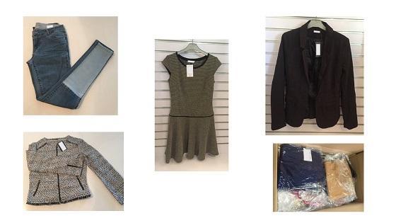 Vêtements de marque française