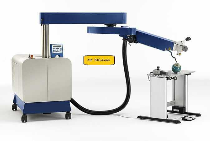 Mobile Laser Welding System (MW) - null