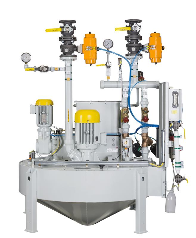 COOLANT PUMP STATIONS - Coolant Filtration Systems