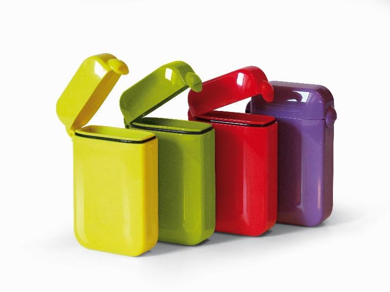 IDEA Zip - Portamozziconi tascabile - Pocket ashtray