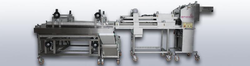 System, Anlagen und maschinen der Bäckereitechnik