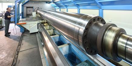 Coating cylinders - null