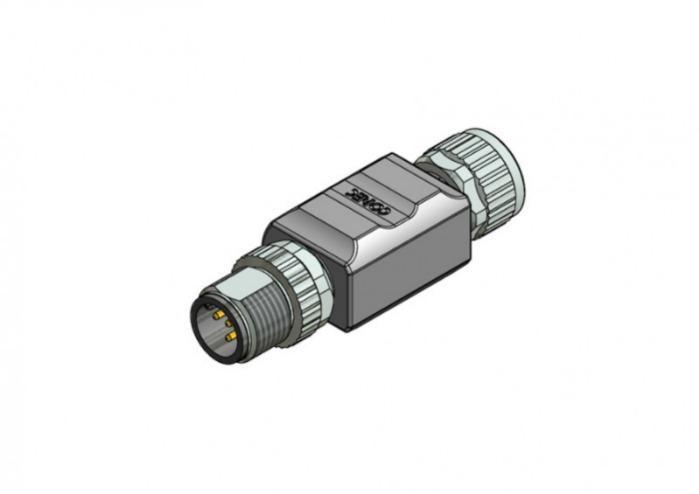 "M8x1/ M12x1/ 7/8"" T-Verteiler/Adapter - M8x1/ M12x1/ 7/8"" T-Verteiler/Adapter"