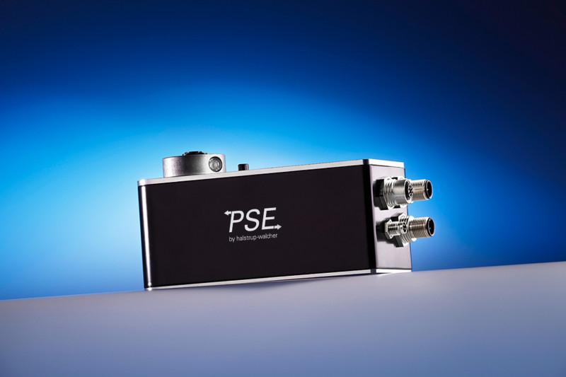 Positioning drive PSE 30_-8 - Positioning system for automated format changeovers in machines