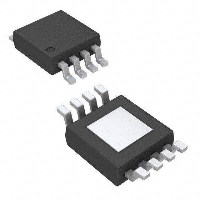 IC LED DRVR LIN DIM 150MA 8MSOP - Diodes Incorporated AL5812MP-13