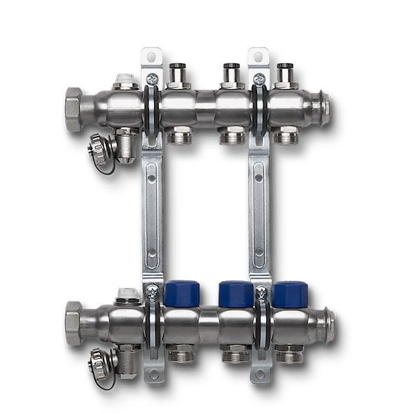 Heizkreisverteiler VT-RE - SANHA®-Heat - Heizkreisverteiler