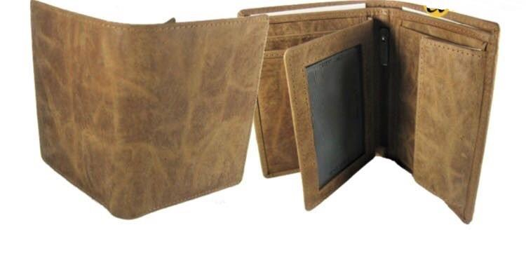 COW CRUNCH LEATHER - COW CRUNCH LEATHER FOR MEN