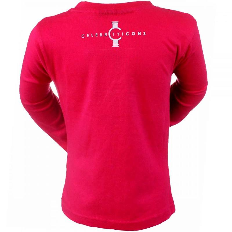 5X T-shirts manches longues Movie Star MM du 4 au 12 ans - T-shirt et polo manches longues