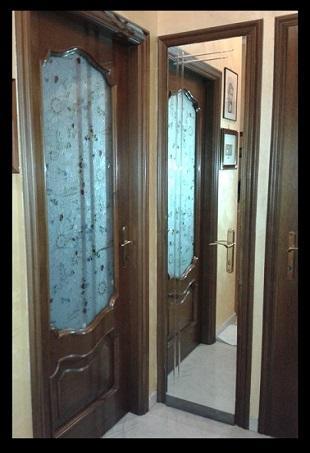Porta specchio specchiera