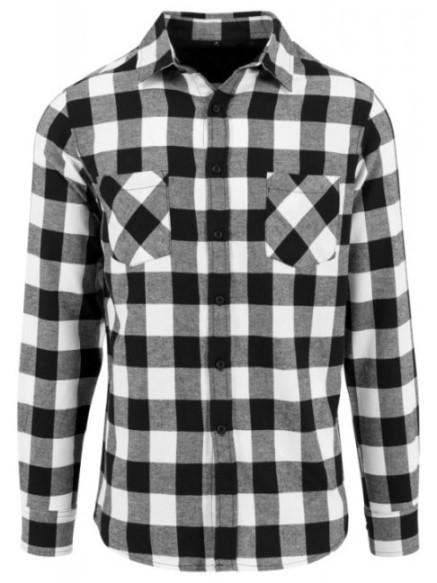 MEN FLANELL SHIRT - (available in other colors or fabrics)