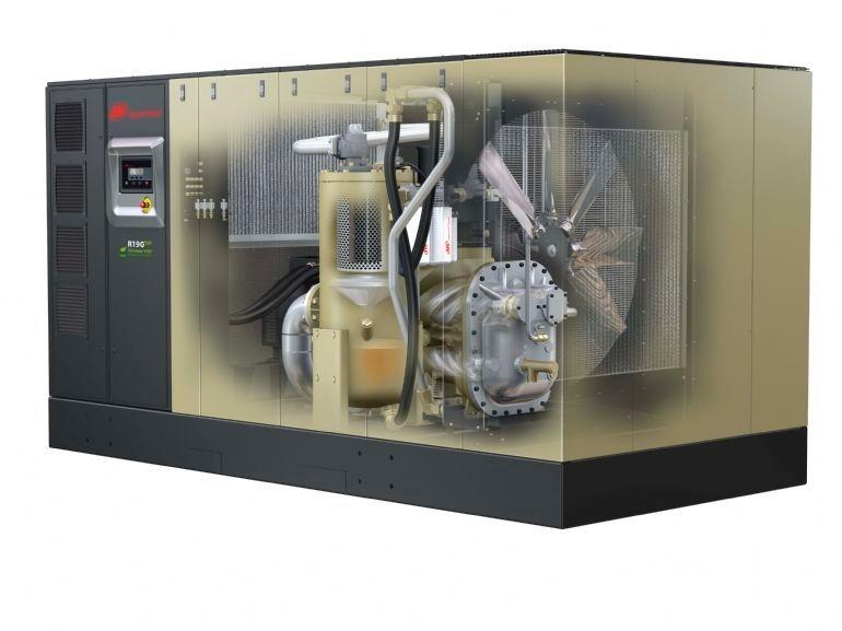 Ingersoll Rand Compressor - 4 - 350Kw