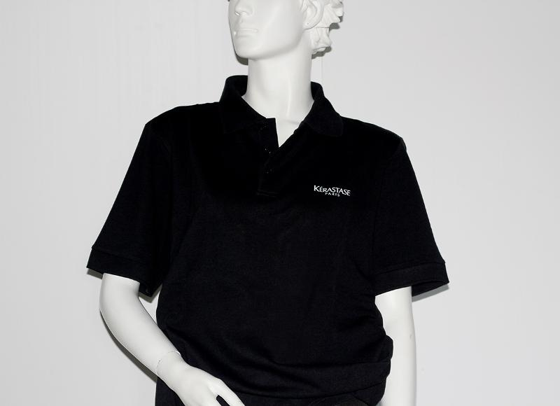 Hairdresser Men logo Polo