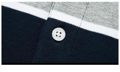 Мужская рубашка поло с длинным рукавом - Рубашка поло, вышитая или напечатанная по требованию