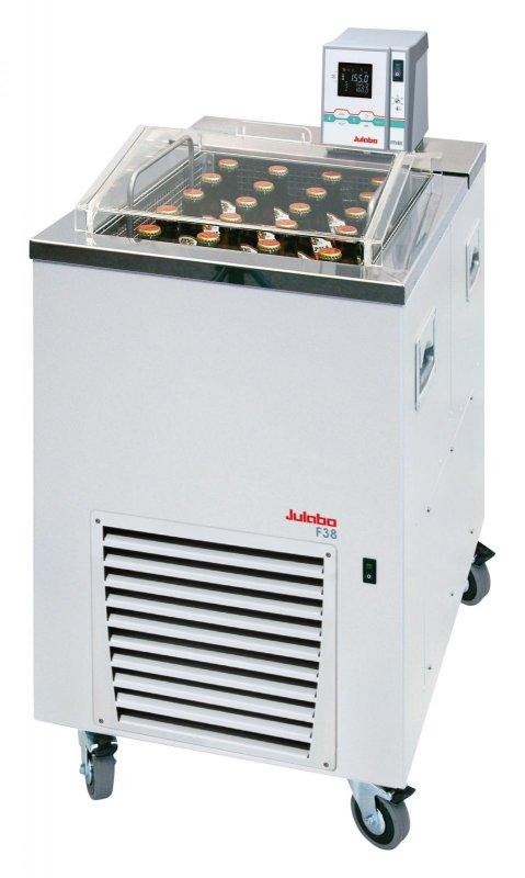 Termostati di riscaldamento e criostati F38-ME - Forcing test per termostati di riscaldamento e criostati
