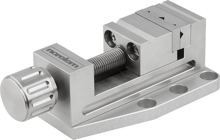 Étaux De Précision En Inox, Aluminium Ou Laiton, Mini - Eléments pour montage de contrôle