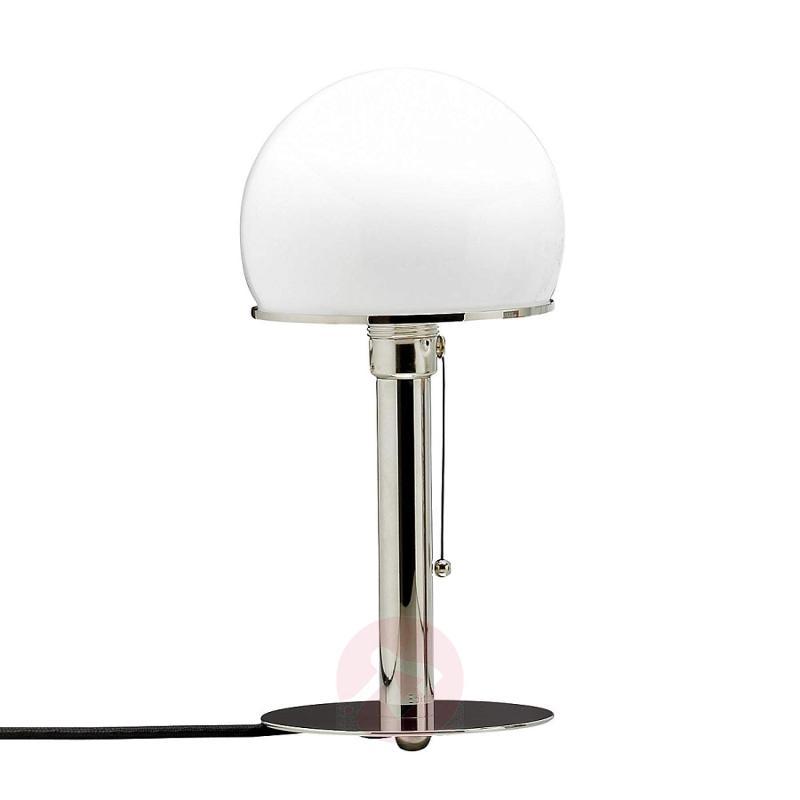 Original Wagenfeld Table Lamp Design Hotel Lighting Lights Co Uk