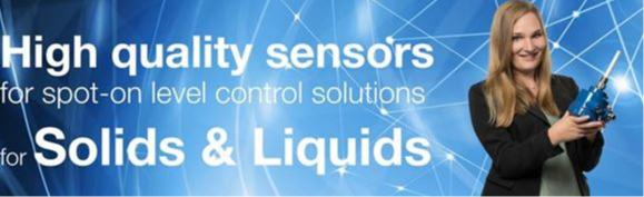 Capanivo® CN 8000 - Capacitive Sensor for point level measurement in liquids