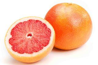 pamplemousse - Jus, fruits entiers, écorce et pulpe