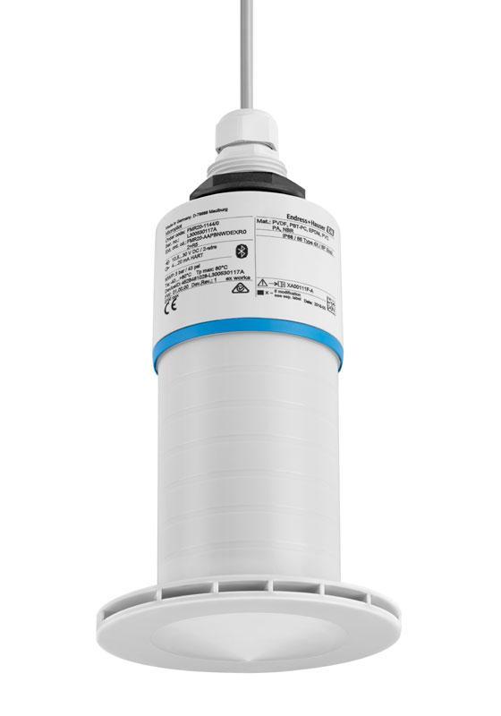Radar de niveau Time-of-Flight Micropilot FMR20 - Mesure de niveau de liquides pour les domaines de l'eau & des eaux usées et des