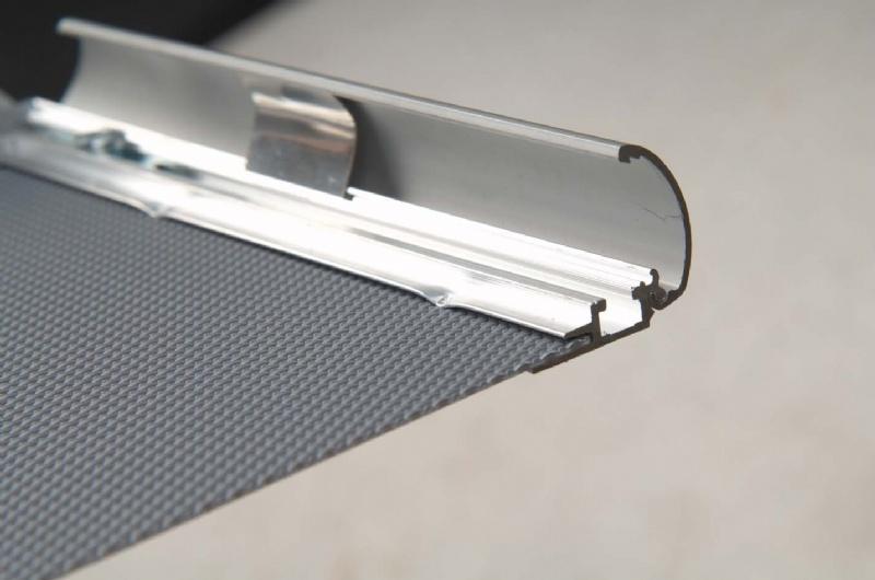 Click Frames - Cadre click bord 25 mm fermeture sécurisée