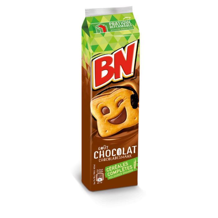 Biscuits fourrés chocolat 295g - BN -