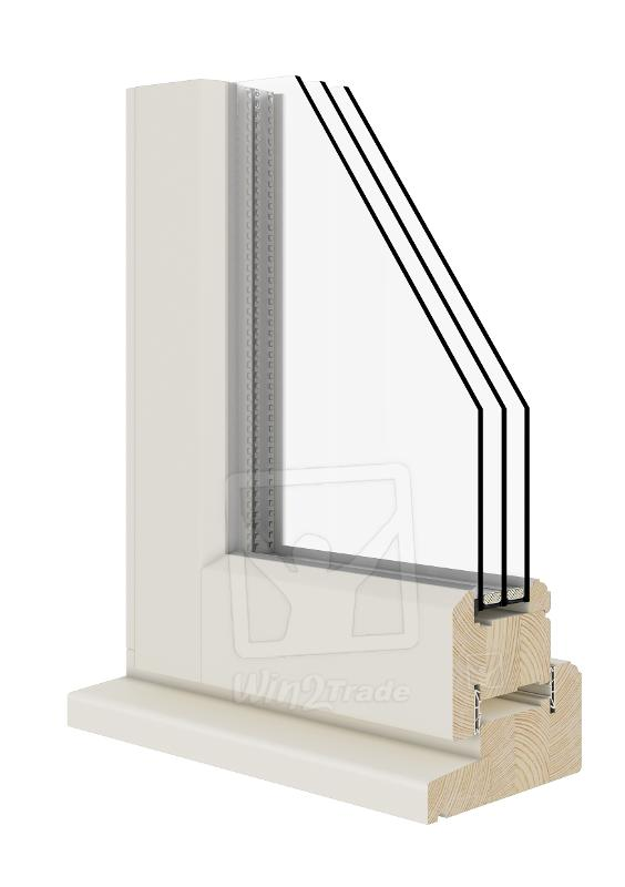 Casement (Wooden Windows 56|68) - Casement Wooden Windows