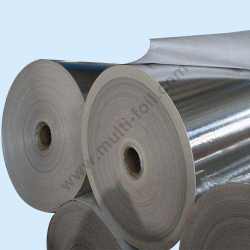 Vapor Permeable Air Barrier - Laminated Foil