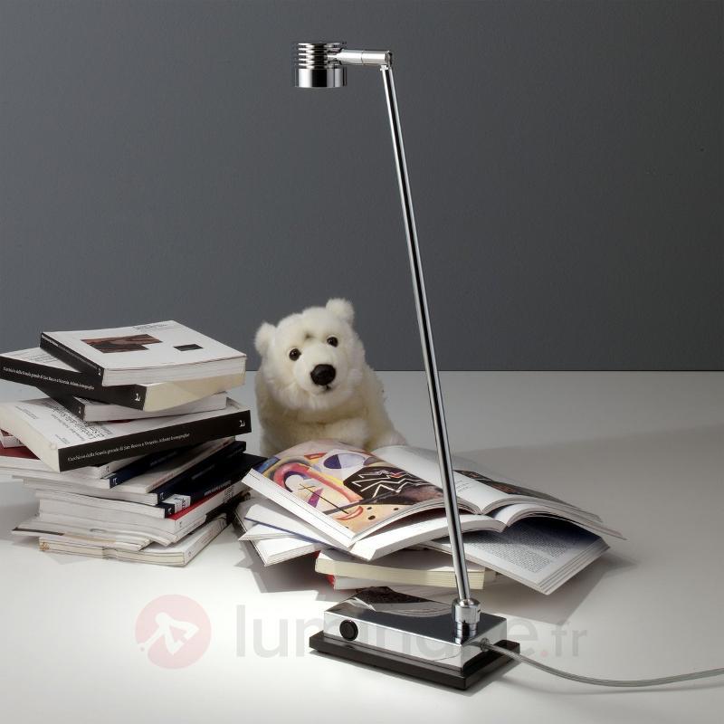 Lampe à poser LED réglable TECNO - Lampes de bureau LED