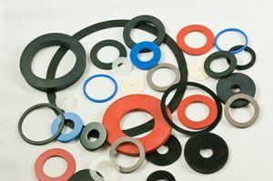 rubber washer - sealing gasket heat resistant silicone rubber washer food grade silicone washer